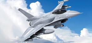 Обявиха договора за производство на самолетите F-16 Block 70