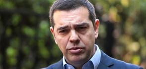"""Ципрас обвини """"екстремистки елементи"""" за насилието на протеста в Атина (ВИДЕО+СНИМКИ)"""