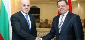 България и Македония ще работят за общ граничен контрол и коридор №8