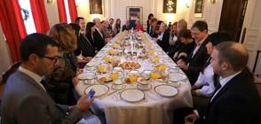 30 години от закуската на Митеран с български интелектуалци (СНИМКИ)