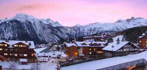 Пожар в ски курорт във Френските Алпи взе жертви (ВИДЕО)