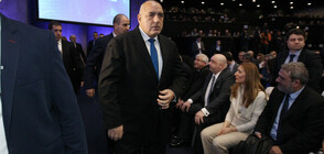 Борисов към съпартийците си: Ако не ви светне червената лампа, аз ще ви светна синя (ВИДЕО+СНИМКИ)