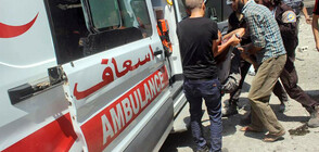 Взрив на бомба в автобус уби трима цивилни в Африн
