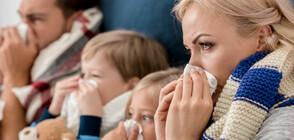 България навлиза в пика на грипната епидемия