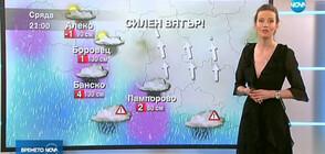 Прогноза за времето (22.01.2019 - централна)