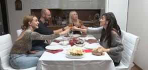 """Изобилна зимна вечеря с Кристина Димитрова в """"Черешката на тортата"""""""