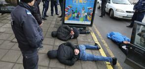 СЛЕД ГОНКА КАТО НА КИНО: Задържаха мъже, разбивали коли в София (ВИДЕО+СНИМКИ)