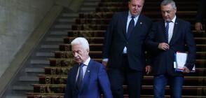 РАЗДОР СРЕД ПАТРИОТИТЕ: Симеонов замрази преговорите с ВМРО (ОБЗОР)