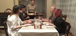 """Уютна вечеря с Весела Бабинова в """"Черешката на тортата"""""""