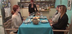 """Кулинарно пътешествие с Мира Бояджиева в """"Черешката на тортата"""""""