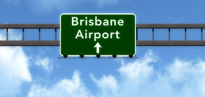 Заплаха за бомба затвори едно от най-големите летища в Австралия