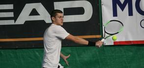 Българското участие на Sofia Open започна с победа (ВИДЕО)