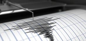 Земетресение от 6.8 по Рихтер край Нова Каледония