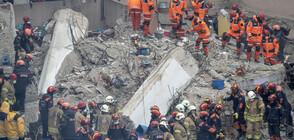 Расте броят на жертвите на срутването на жилищен блок в Истанбул