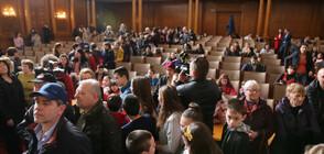 Ден на отворените врати в Народното събрание (ВИДЕО)