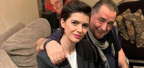 """Суперзвездата Василис Карас в ексклузивно интервю за """"Събуди се"""""""