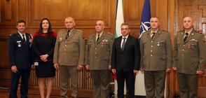 Български военни наградени с отличия на Въоръжените сили на САЩ