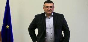 Младен Маринов се срещна с директора на ФБР