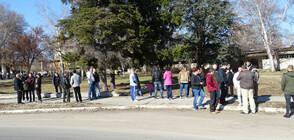 Мирен протест в Кюстендил след убийството на 35-годишен мъж