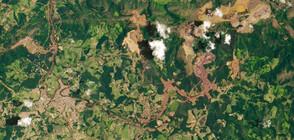 """Бразилският гигант """"Вале"""" евакуира близо 200 души"""