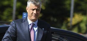 Хашим Тачи: Липса на споразумение със Сърбия ще дестабилизира района
