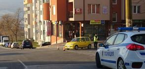 Кола блъсна 13-годишно дете на пешеходна пътека (СНИМКИ)