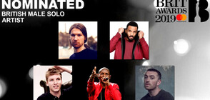 НА ЖИВО: Раздават музикалните награди БРИТ
