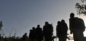 Бойци на ИДИЛ отказват да се предадат