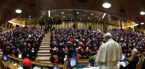 Папа Франциск обяви, че се очакват конкретни мерки срещу педофилията