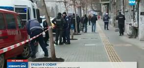 ПОЛИЦЕЙСКИ ЕКШЪН: Задържаха шофьор и пътници в такси в София