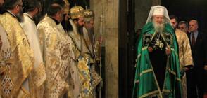 Литургия по повод шестата година от интронизацията на патриарх Неофит