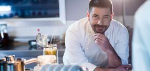 Шеф Ангелов: Победителят в Hell's Kitchen трябва да е визионер и отличен лидер