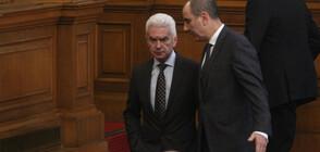 ГЕРБ и Патриотите излизат с обща позиция за президентското вето