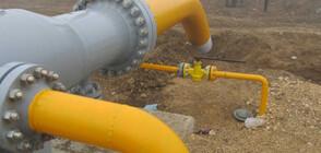 """Близо 500 млн. куб. м газ вече са доставени по """"Турски поток"""" до България"""