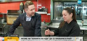 Какво е да работиш за шеф Ангелов?