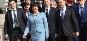 Караянчева: Развитието на парламентарните връзки между България и Русия е от важно значение