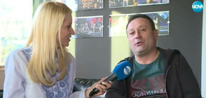 Димитър Рачков: Синът ми иска да стане актьор