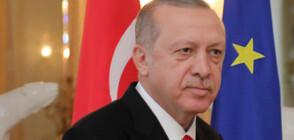 """Ердоган не иска да прави джамия от църквата """"Света София"""""""