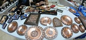 Майстори занаятчии представят традиционни български занаяти в София (СНИМКИ)