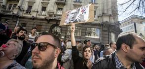 Провали се блокадата на сръбския президент Вучич