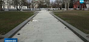 """Кметът на София спира ремонта на площад """"Александър Невски"""""""
