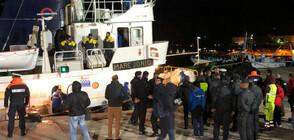 Италия задържа хуманитарен кораб с 48 мигранти