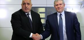 Борисов обеща 2 сигурни места на СДС в листата за предстоящия ЕП