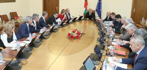 Съветът по сигурността към МС проведе извънредно заседание (ВИДЕО+СНИМКИ)