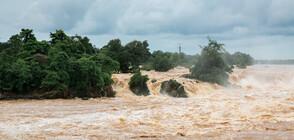 Наводнения в Мозамбик предизвикаха хуманитарна катастрофа
