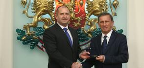 Радев: Ян Енглерт е верен приятел на България и блестящ творец (СНИМКИ)