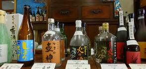 """""""Без багаж"""" в японска пивоварна за саке"""