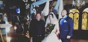 Преслава излъчва на живо сватбата на Софи Маринова (СНИМКИ+ВИДЕО)