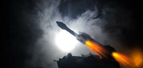 Три ракети са изстреляни от Ивицата Газа към Израел