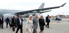 Първа визита на принц Чарлз и Камила в Куба (СНИМКИ)